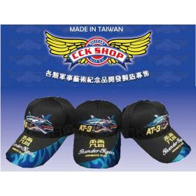 AT-3 0814雷虎彩繪飛機塗裝紀念帽